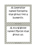 Farfallina and Marcel Story Cards