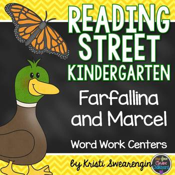 Farfallina and Marcel Unit 3 Week 4