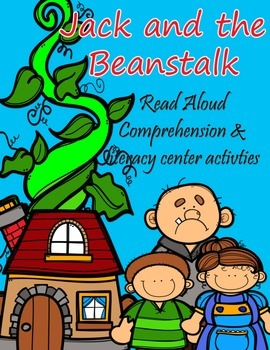 Fariy Tale-Jack and the Beanstalk