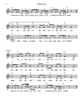 Farkle's Song: I am a Fine Musician