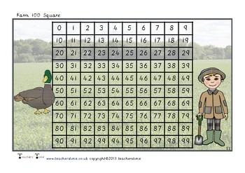 Farm 100 Square