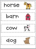 Farm- A Literacy Unit