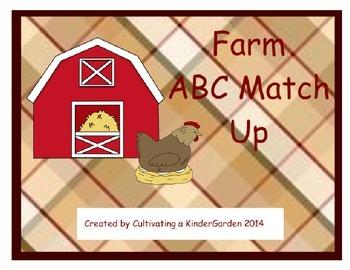 Farm ABC Match Up