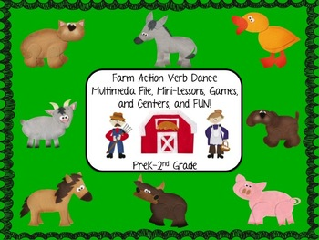Farm Action Verbs