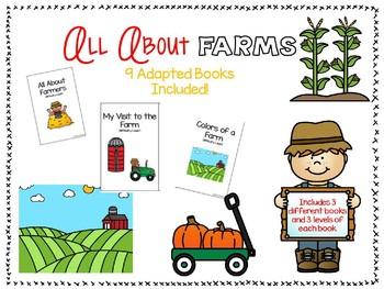 Farm Adapted Books