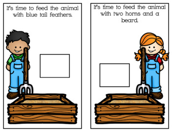 Farm Adapted Books: Clue Bundle