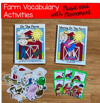 "Farm Adapted Song Book:  ""On the Farm"""