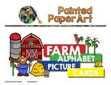 Dollar Deals: Farm Alphabet Picture Cards