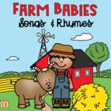 Farm Animal Babies Songs and Rhymes