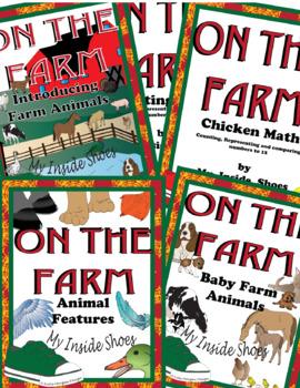 Farm Animal Bundle Pack