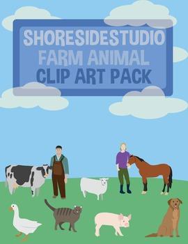 Farm Animal Clip Art