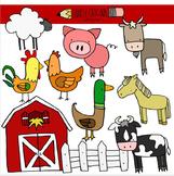 Farm Animal Clipart