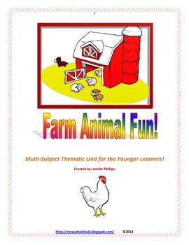 Farm Animal Fun!