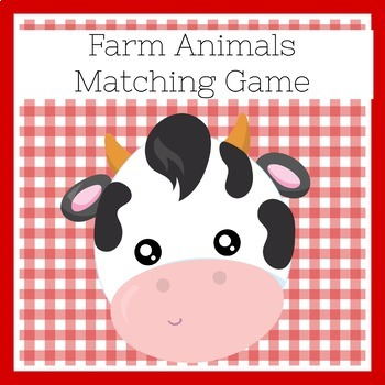 Farm Animal Game | Farm Animal Activity