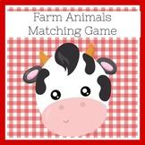 Farm Theme Kindergarten Preschool Activity