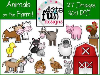 Farm Animal Graphics