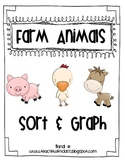 Farm Animal Graphing
