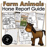 Farm Animal / Horse Report Research / Non-Fiction