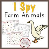 Farm Animal I Spy