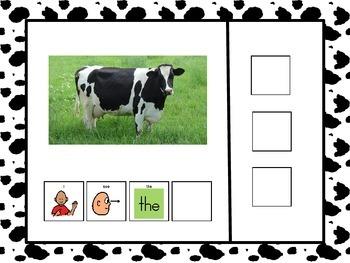 Farm Animal Icon Reader