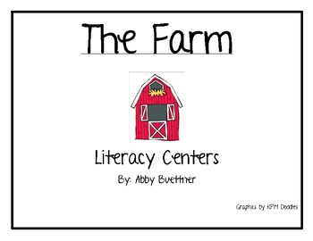 Farm Animal Literacy Centers