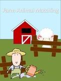 Farm Animal Match Ups