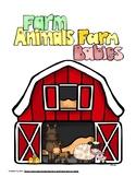 Farm Animal Matching Games