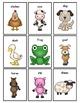 Farm Animal Memory Game