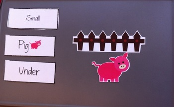 Farm Animal Oral Language Thematic Unit for Preschool/Kindergarten
