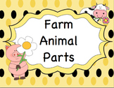 Farm Animal Parts