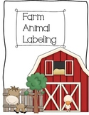 Farm Animal Picture Labeling