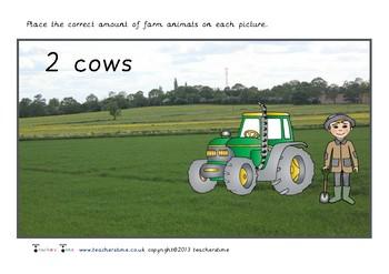 Farm Animal Place