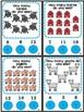 Farm Animal Poke Game Numbers 1-12