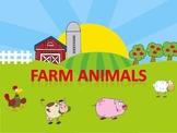 Farm Animal Power Point