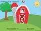 Farm Animal Prepositions (Great for Google Classroom!)