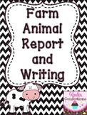 Farm Animal Research Report and Writing