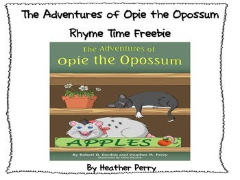Farm Animal Rhyme Time