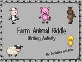 Farm Animal Riddle