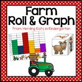 Farm Animal Roll & Graph