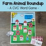 Farm Animal Round Up - A CVC Game