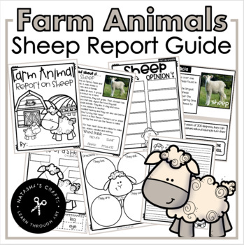Farm Animal / Sheep Report Research / Non-Fiction