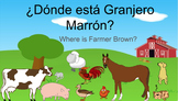 Farm Animal Spanish