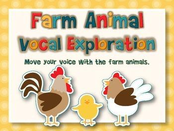 Farm Animal Vocal Exploration