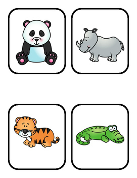 Farm Animal or Zoo Animal???---A Sorting Activity