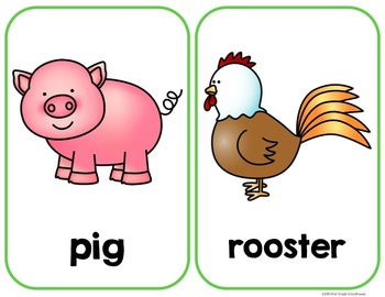 Writing About Farm Animals