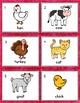 Farm Animals  | Farm Animals Write The Room | Farm Animal