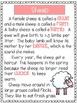 Farm Animals - A First Grade Literacy Center