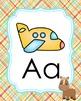 Farm Animals Alphabet Posters A - Z