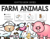 Farm Animals - An Adapted Book