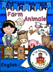 Farm Animals Bilingual Bundle